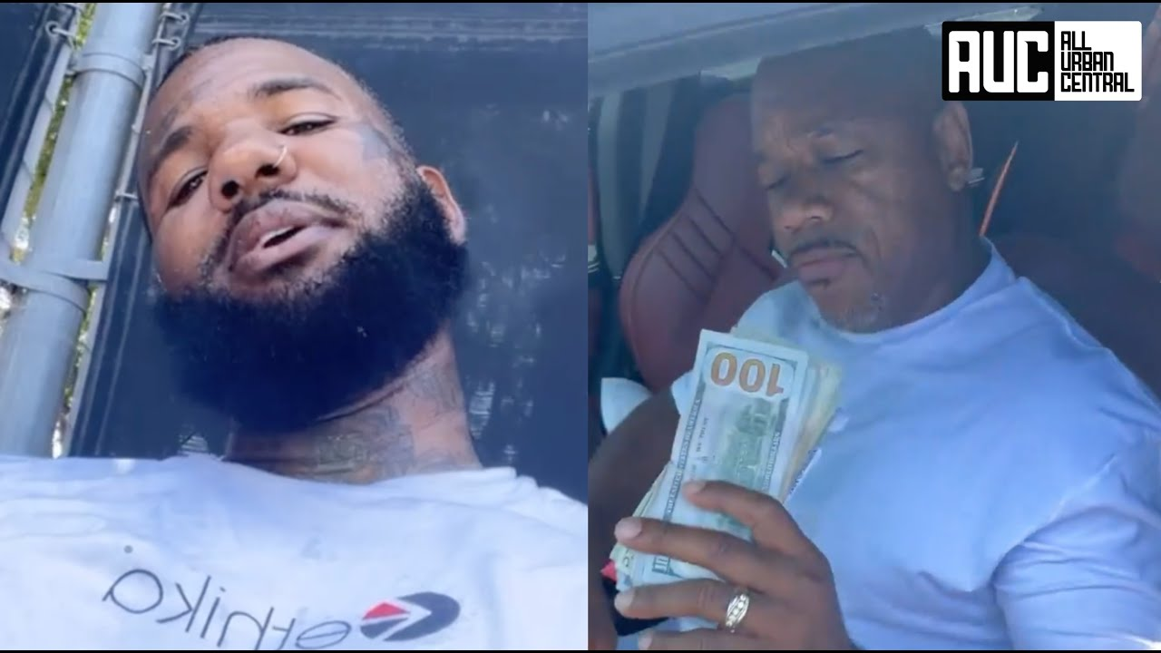 The Game Forced To Pay Wack 100 $16K After Losing Bet