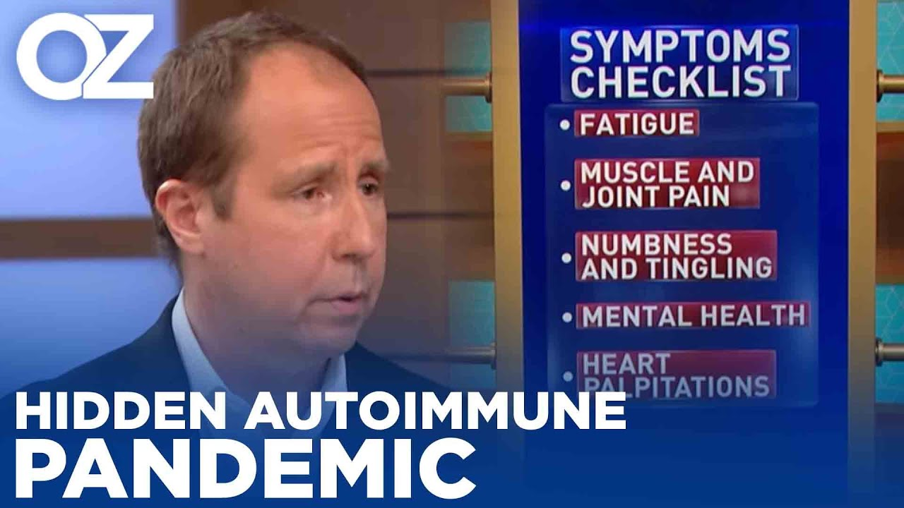 The Hidden Autoimmune Pandemic And How You Can Get Healthy Again