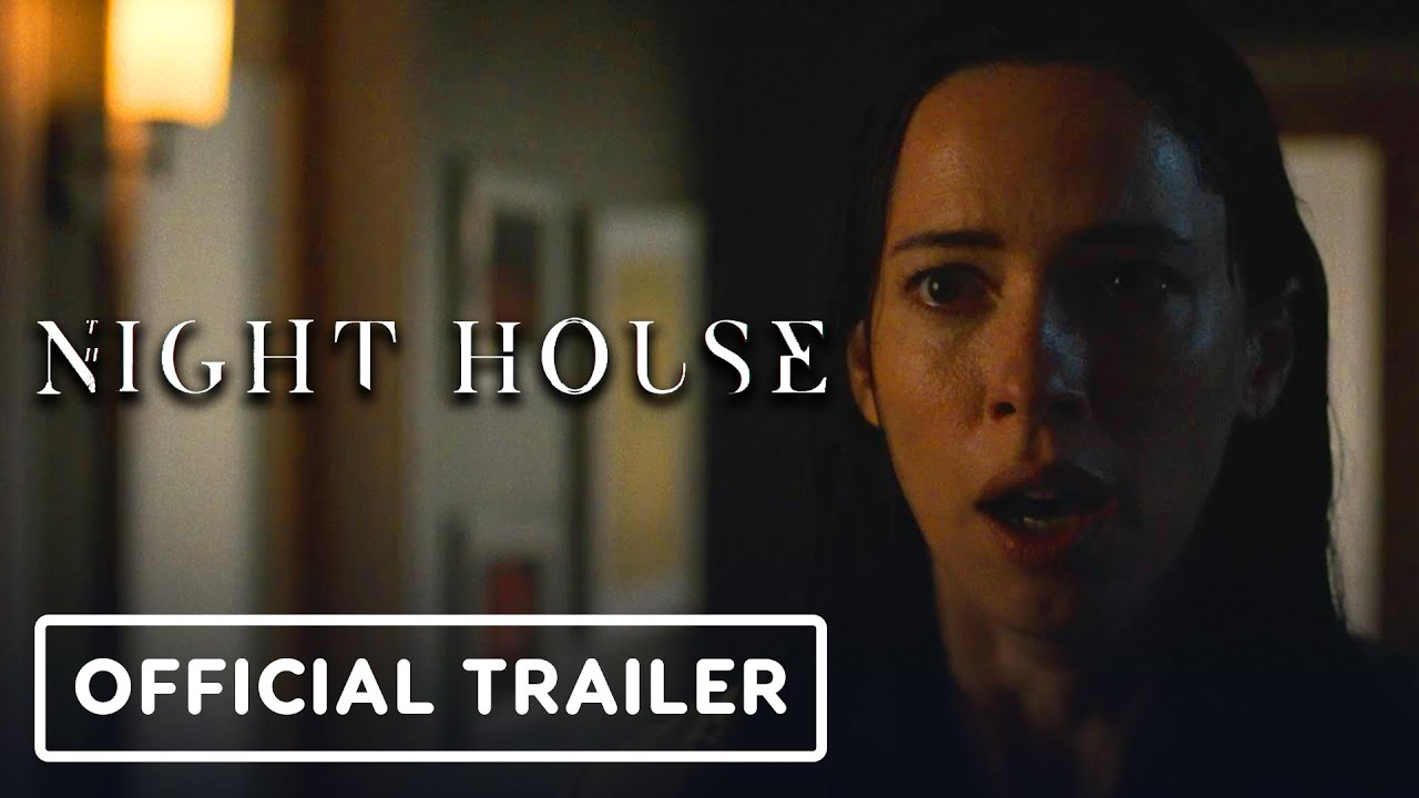 The Night House - Official Trailer #2 (2021) Rebecca Hall, Sarah Goldberg