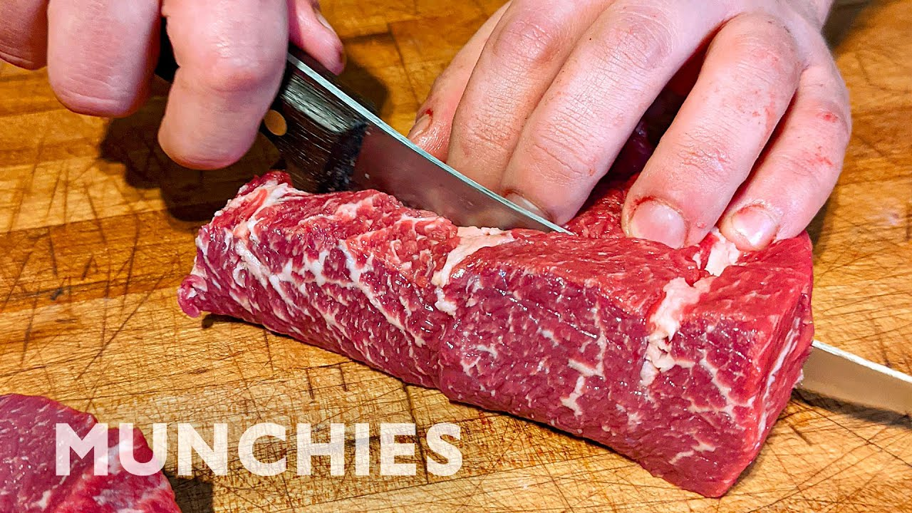 The One Knife Needed To Butcher Meat Like A Pro | Game Changers