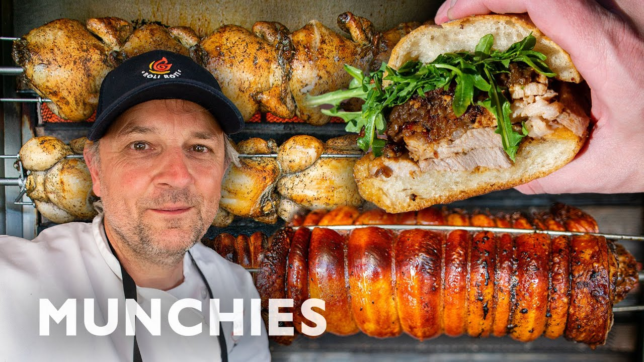 The Rotisserie King of San Francisco | Street Food Icons