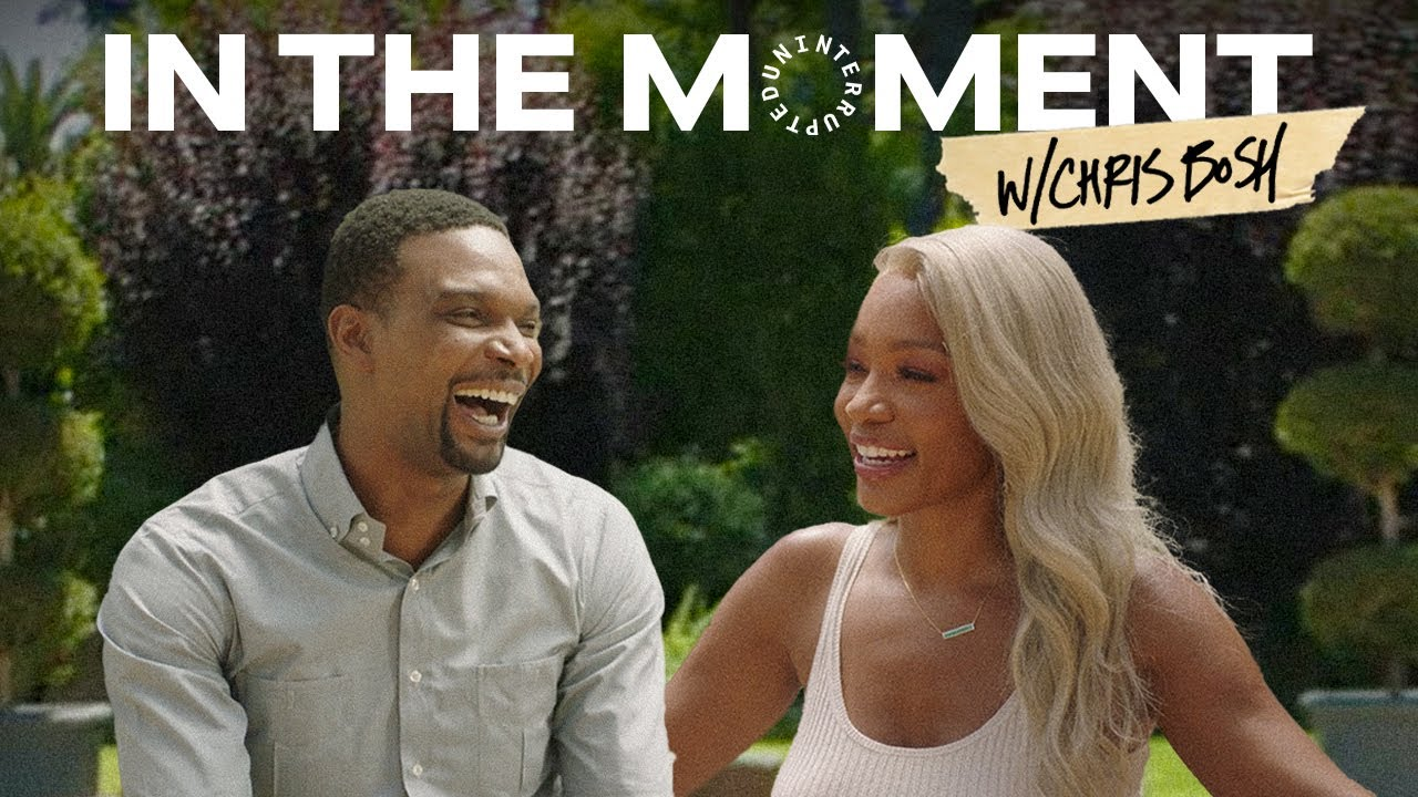 3 Moments That Shaped Chris Bosh | IN THE MOMENT