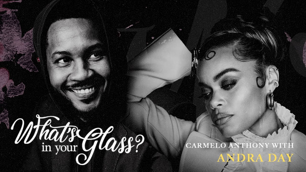 Andra Day on her Acting, Music, Inspirations and More | #WIYG with Carmelo Anthony