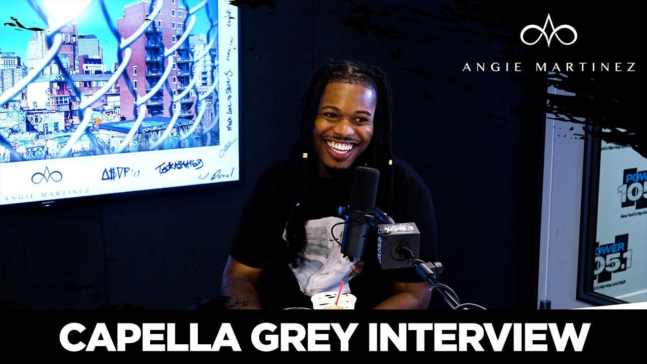 """Capella Grey On A Boogie & Kranium Remixing """"Gyalis,"""" Performing At Angie's BBQ + More"""