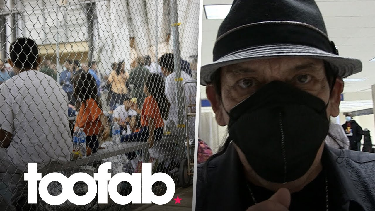 Danny Trejo Calls Out Latinx Popstars To Provide Hope For Migrant Children At Border   toofab