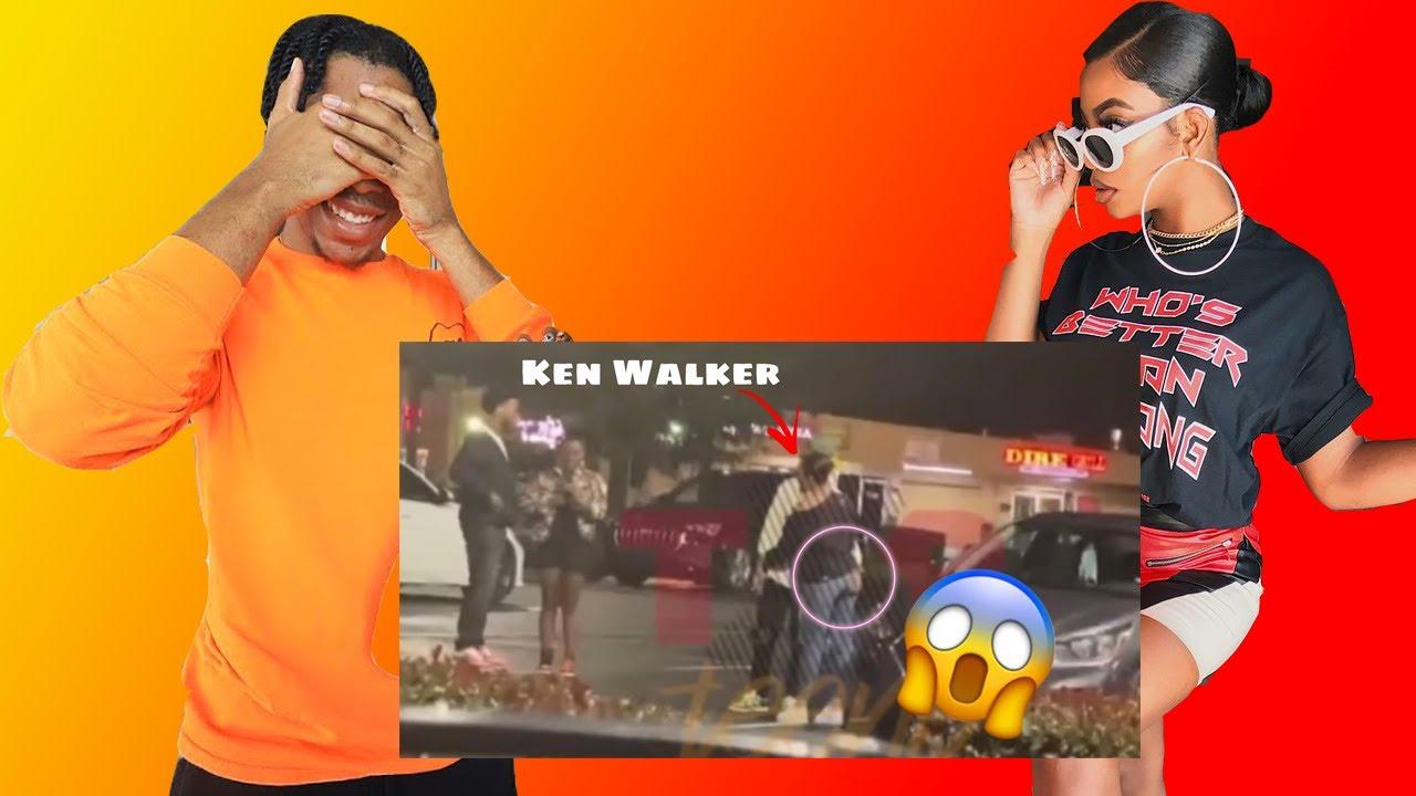 De'arra and Ken separate reactions to breaking up ...