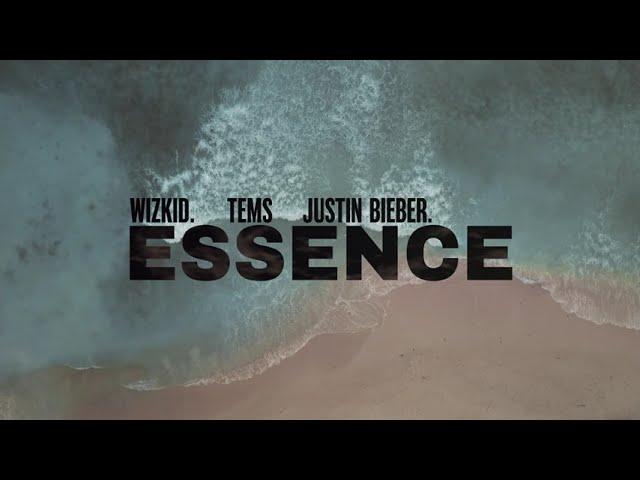 """Essence"" (Remix) - WizKid - [feat. Justin Bieber & Tems] (Lyric Video)"