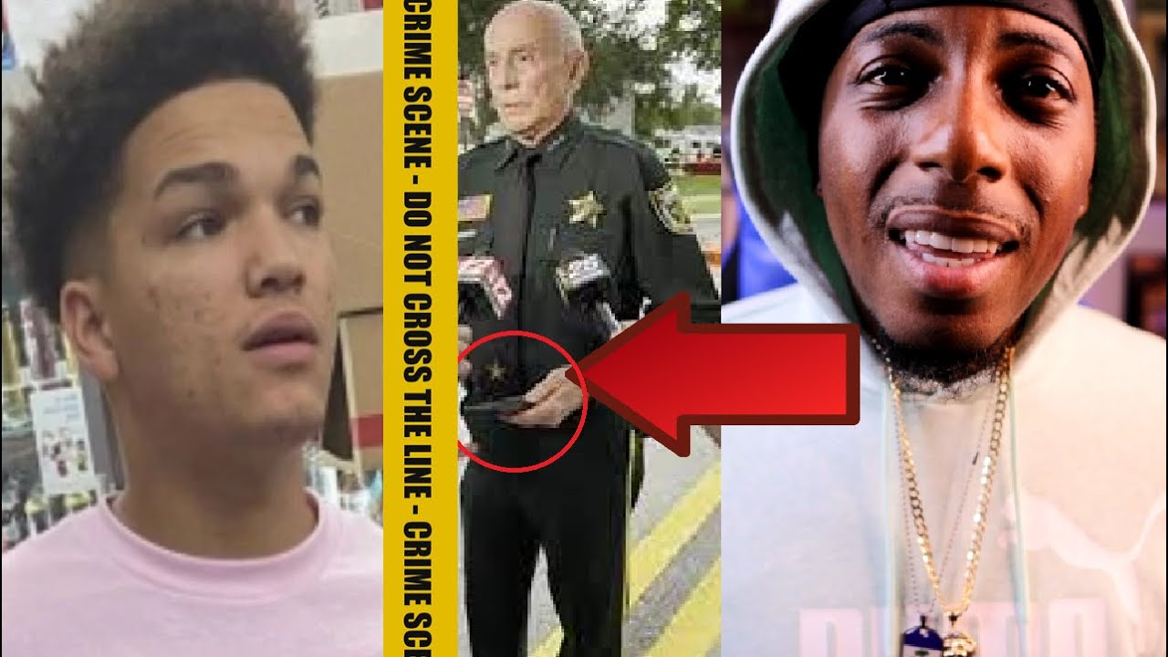 Florida Rapper Money Mitch Gets Killed After Sh00ting With Police...GUESS WHAT REALLY HAPPENED?