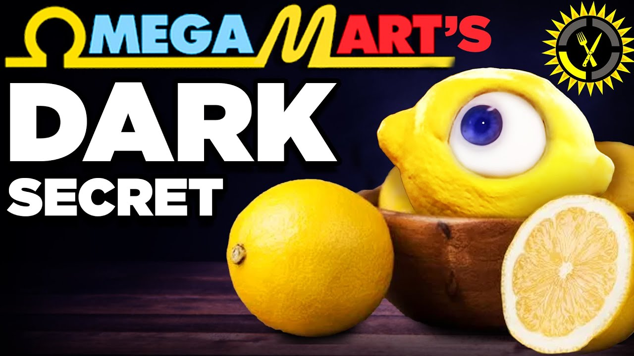 Food Theory: CAUTION! Don't Shop At Omega Mart!