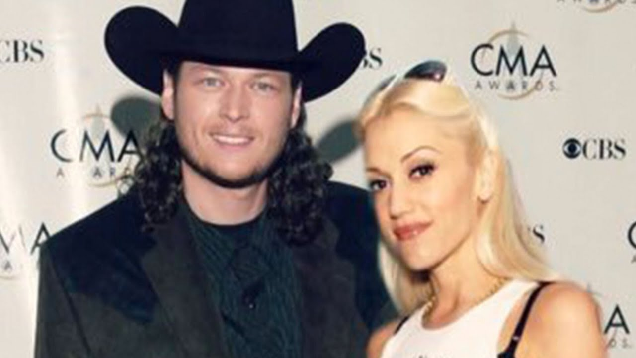 Gwen Stefani PHOTOSHOPS Herself Into Event Blake Shelton Attended With Ex-Wife