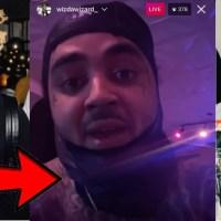 Kodak Black, WizDaWizard And WamSpinThaBin Speaks on BEEF (Instagram live)...GUESS WHAT WAS SAID?