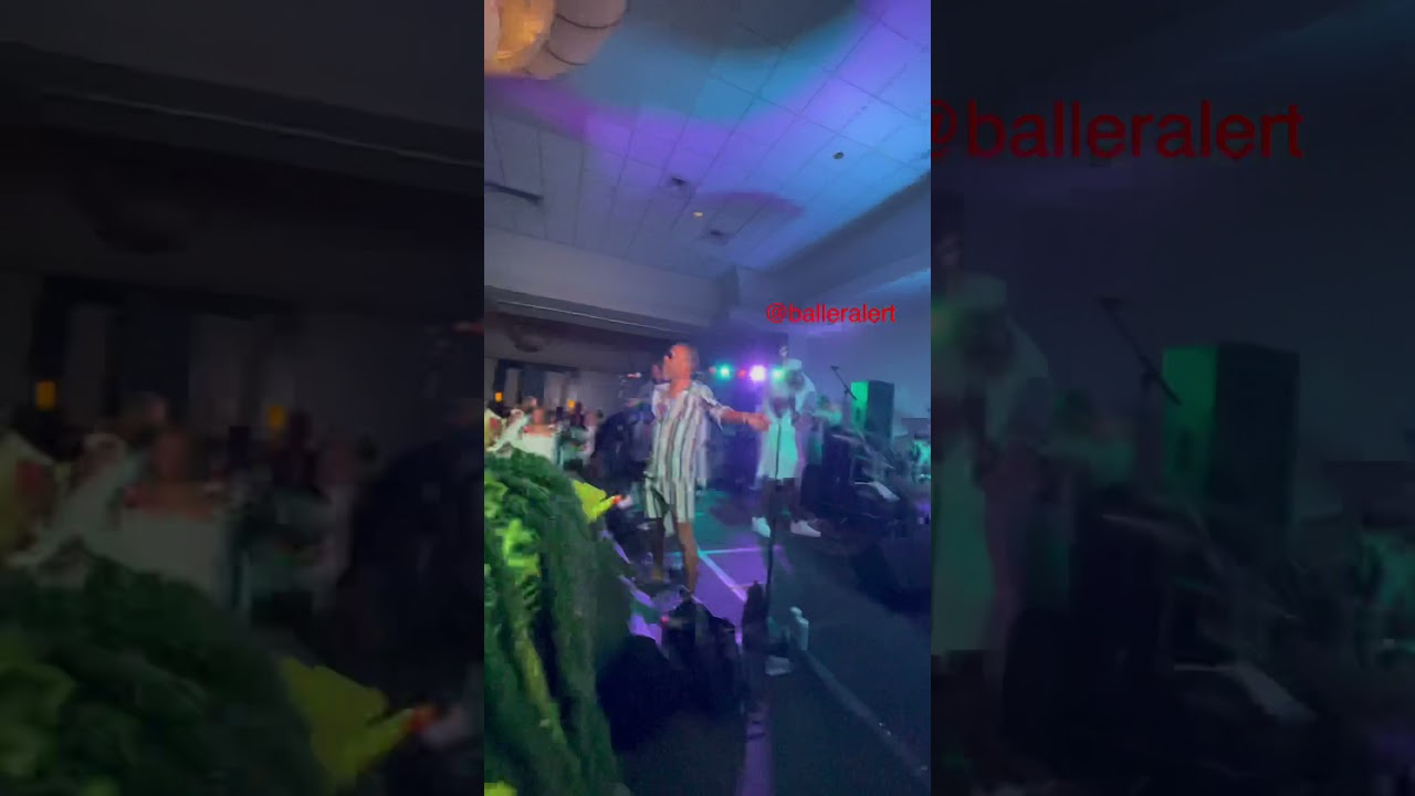 """Lil Duval Performs """"smile b*tch"""" with the Backyard Band"""