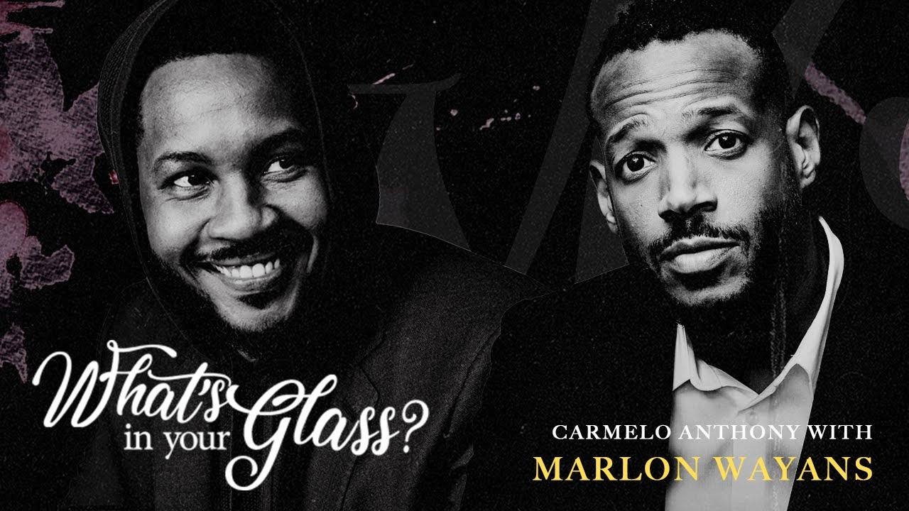 Marlon Wayans on Growing Up in NYC, the Wayans Comedy Legacy, and more | #WIYG with Carmelo Anthony
