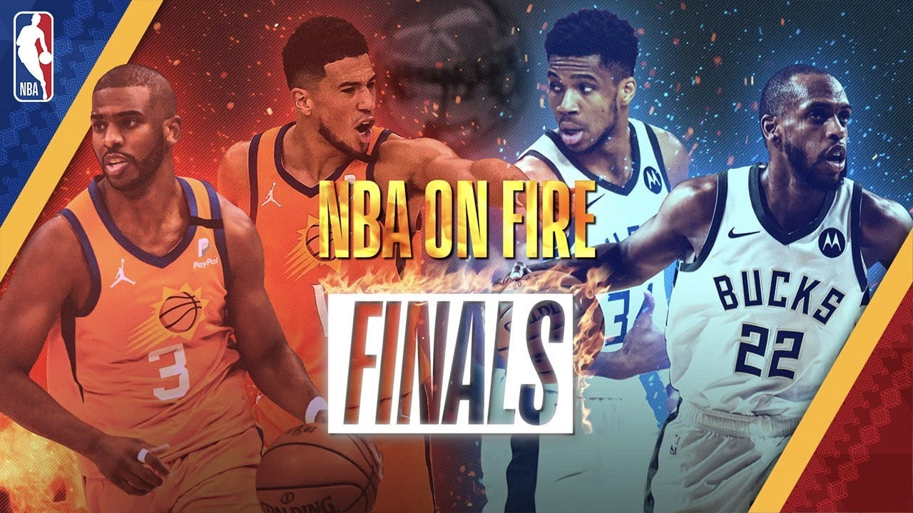 NBA On Fire: A Champion Is Crowned #NBAFinals 🏆🔥