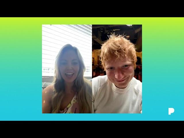 Pandora Superfan Sessions: Ed Sheeran
