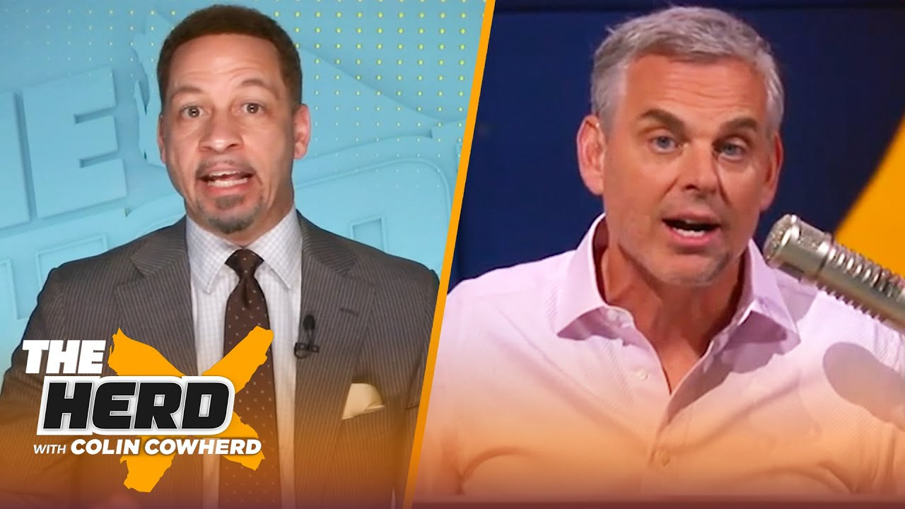 Warriors should trade Draymond Green for Ben Simmons, Team USA, Finals — Broussard   NBA   THE HERD