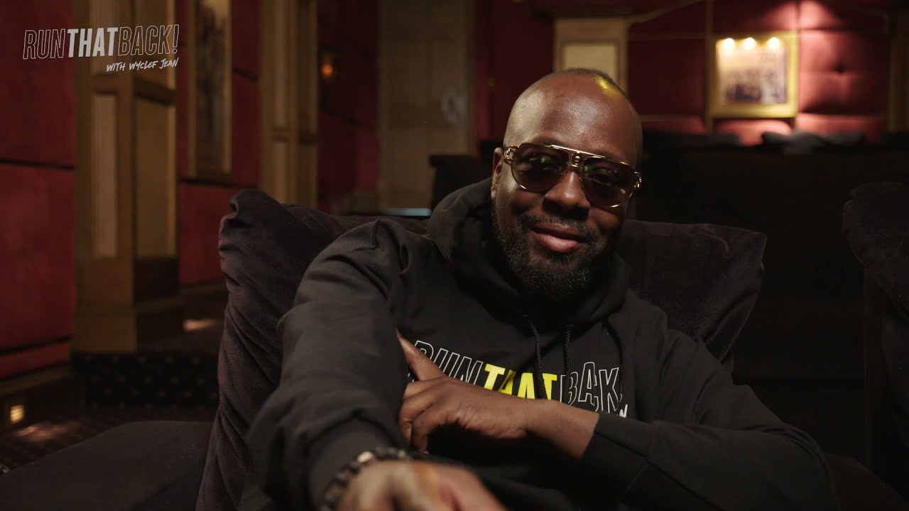 Wyclef Jean collabs with A$AP Ferg, Lena Waithe, Steve Harvey, Common, and more in Run That Back