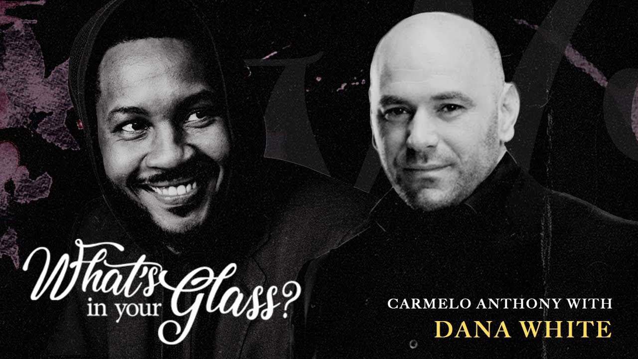Dana White on UFC 266 and How He's Grown The Business Across The World | #WIYG with Carmelo Anthony
