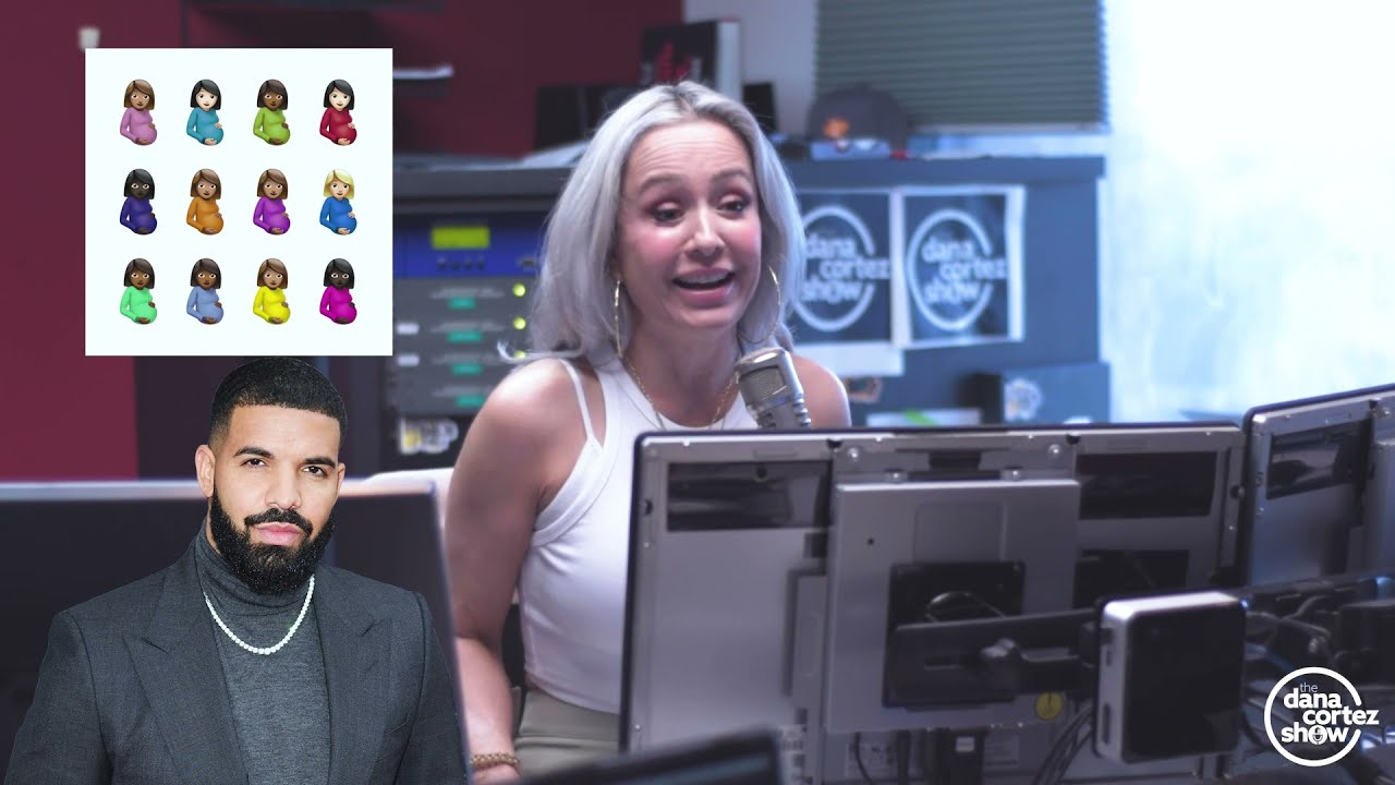 #danacortezshow talks Drake #CLB vs Kanye #Donda and why can't we love them both?