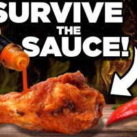 Food Theory: The Hot Ones Challenge EXTREME Edition (How to Survive Spicy Food 2)