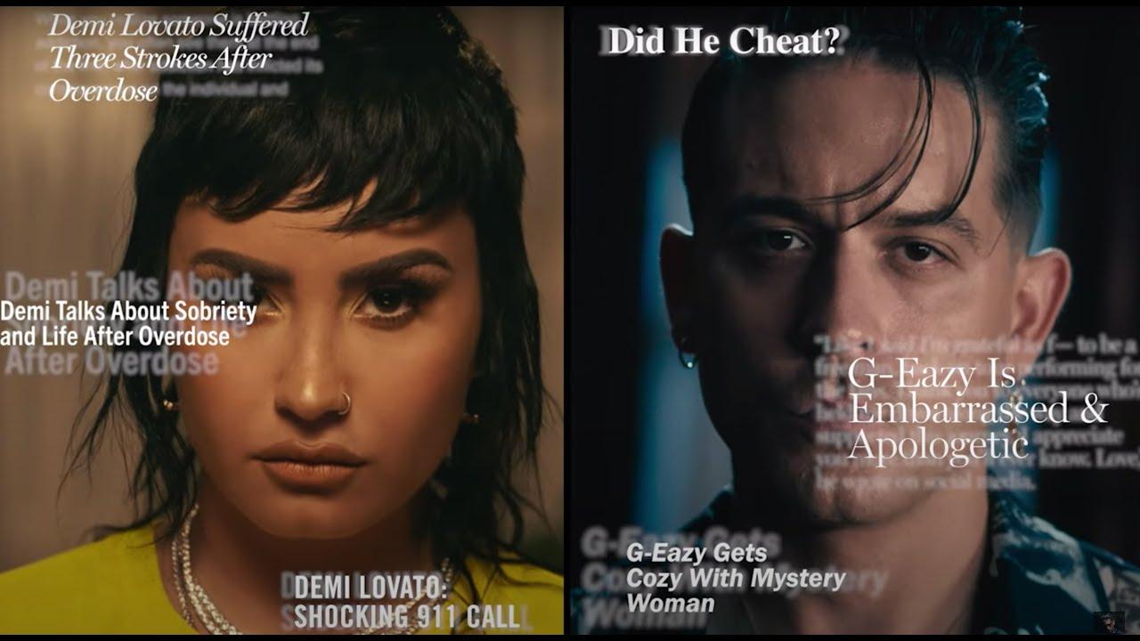 "G-Eazy x Demi Lovato ""Breakdown"" (Trailer)"