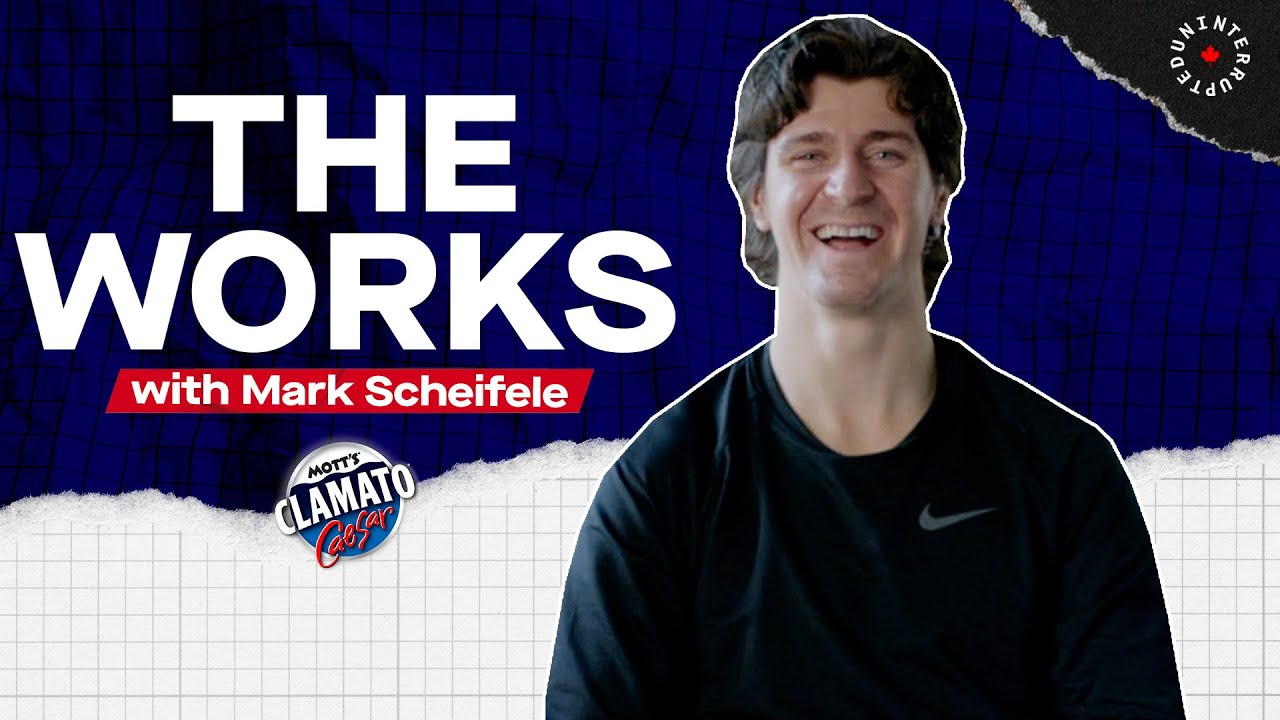 How to trash talk with the NHL's nicest player Mark Scheifele | The Works