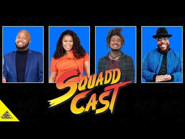 Lauryn Hill vs Erykah Badu | SquADDcast | All Def