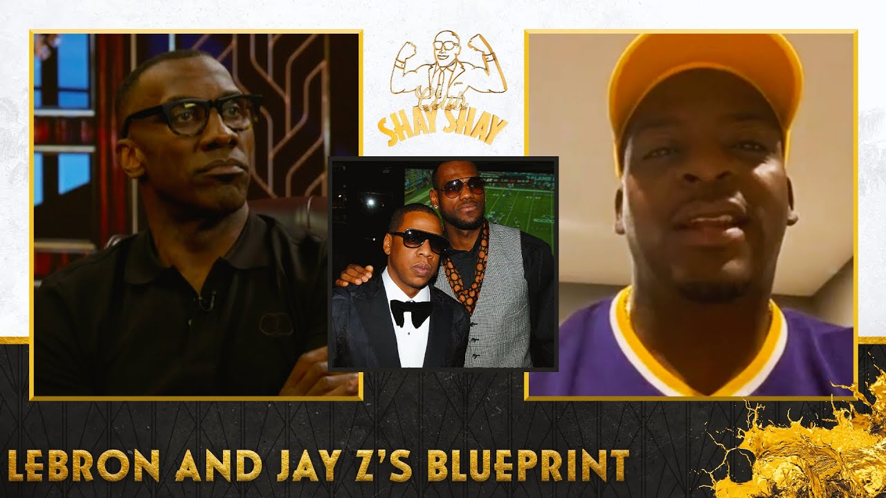 """""""We didn't have the LeBron & Jay-Z blueprints in the 2000's""""— Clinton Portis   EP. 37"""
