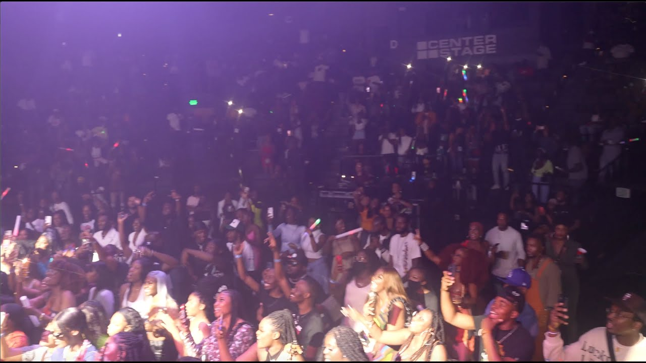 ECool's sells out first major HEADLINE ARENA @ CenterStage Atlanta. - Surprise guest OBO.