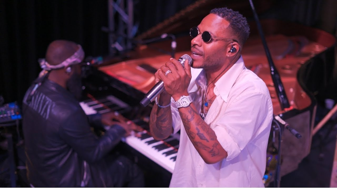 """Eric Bellinger - """"Counting My Blessings"""" (Acoustic)"""