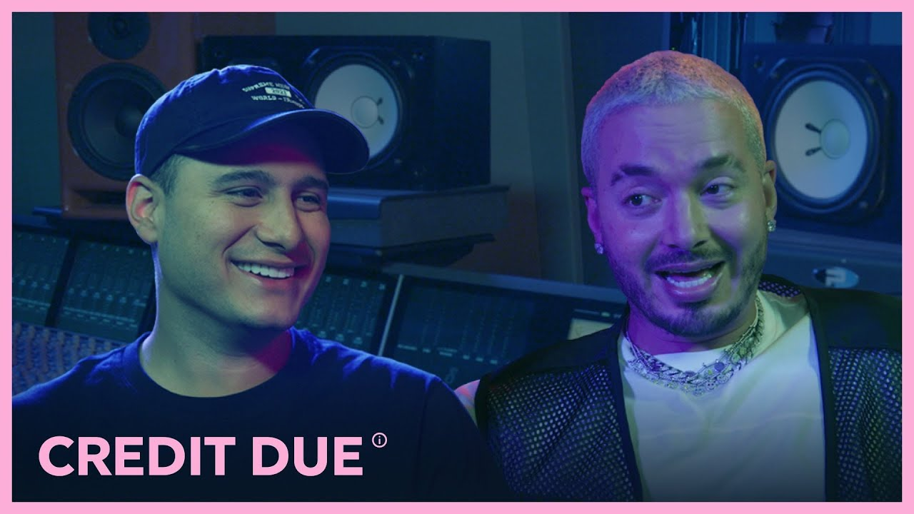 J Balvin + his longtime engineer/producer, Mosty, on their friendship + working relationship
