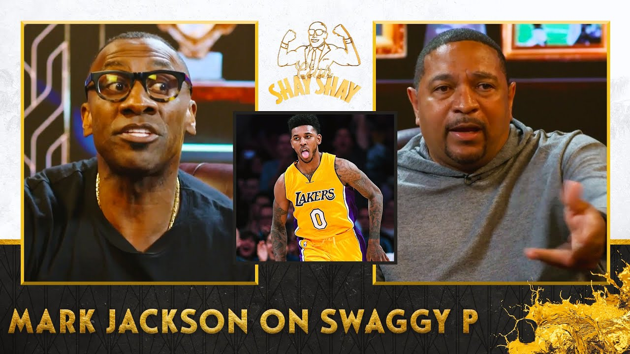 """Mark Jackson defends NBA players like Nick """"Swaggy P"""" Young: """"He's not a bum, he's an NBA talent."""""""