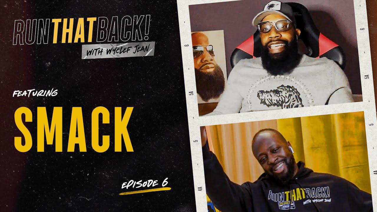 Smack Ultimate Rap Battle | RunThatBack