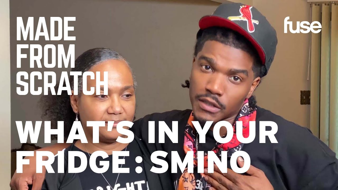 What's In Smino's Fridge? | Made from Scratch | Fuse