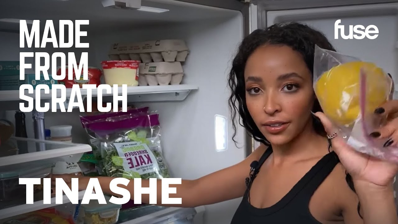What's In Tinashe's Fridge?   Made from Scratch   Fuse