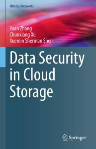 Data Security in Cloud Storage