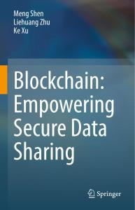 Blockchain: Empowering Secure Data Sharing