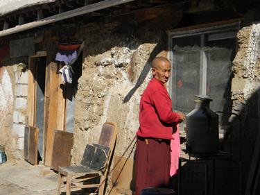 Manastirea Drepung, Lhasa