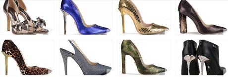 pantofi cu toc confortabili semnati Mihai Albu