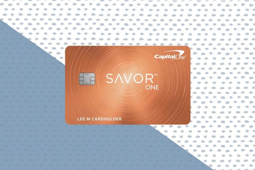 Savor one card