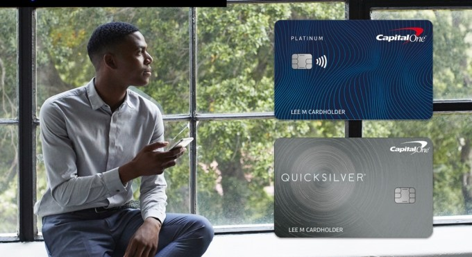 Capital One Quicksilver vs Platinum one