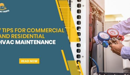 Tips for commercial & residential hvac maintenance