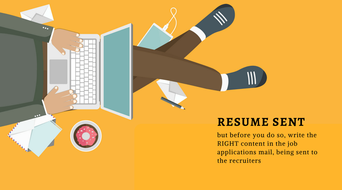 hight resolution of sending your resume to hr for your dream job but don t know what to write know it here getmyresumes