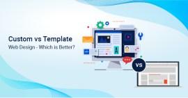 Custom vs Template Web Design