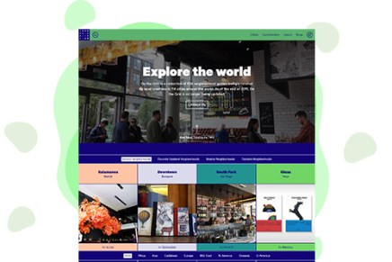 travel and tourism website design ideas and inspirations
