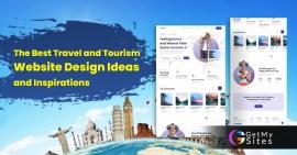 travel and tourism website design