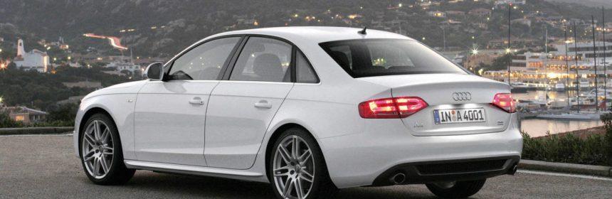 Audi A4 MMI 2G Navigation DVD Western Europe