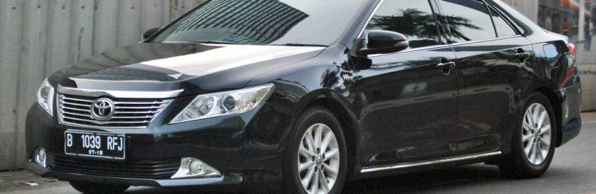 Toyota Camry (XV50) Navigation DVD