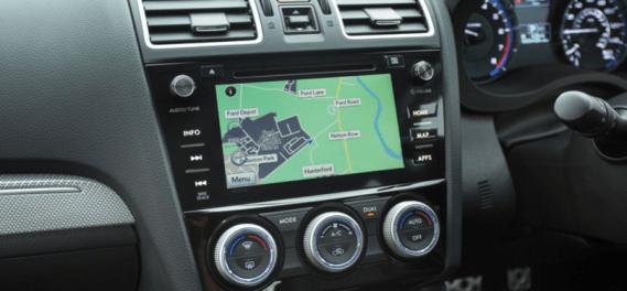 Subaru GEN2 Navigation Sd Card Maps