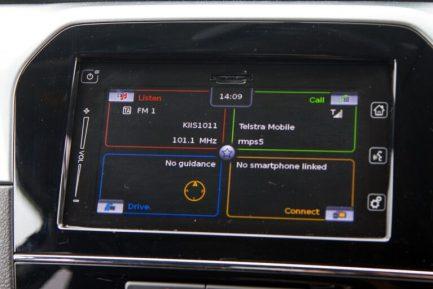 SUZUKI SLDA Bosch SD Card Map Europe